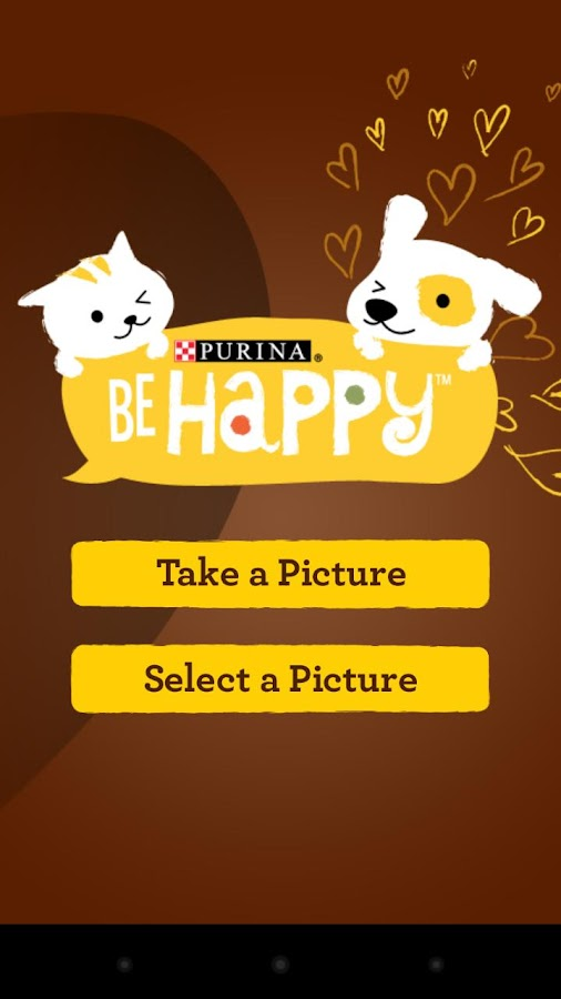 Be Happy by Purina - screenshot