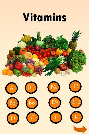 Vitamins Info Health Guide