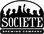 Logo for Societe Brewing Tasting Room