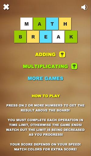 免費下載休閒APP|Math Break app開箱文|APP開箱王