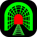 3D Train Tunnel LWP Free