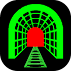 3D Train Tunnel LWP Free icon