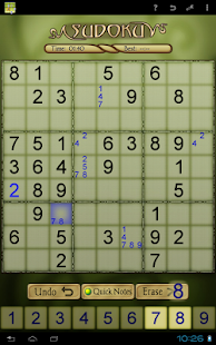 Sudoku Screenshot 9