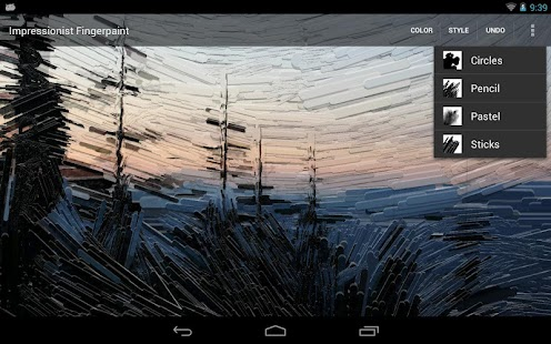 Impressionist Fingerpaint- screenshot thumbnail