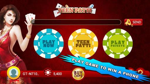 Teen patti - win phone