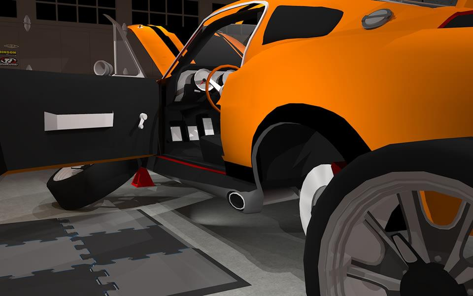 Fix My Car LITE Hidden Objects - screenshot