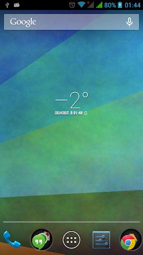 Термометр НГУ