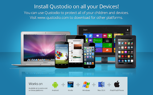 Qustodio Parental Control- screenshot thumbnail