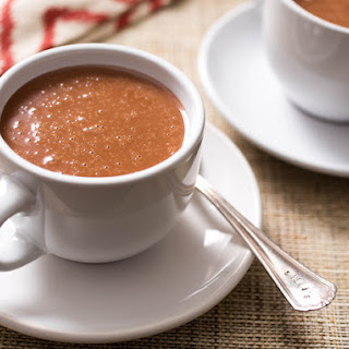 Champurrado (Mexican Hot Chocolate and Corn Drink)