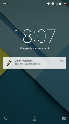 Quick Flashlight