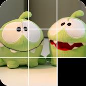 Toys Slide Puzzle