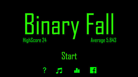 Binary Fall- screenshot thumbnail