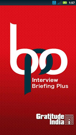 BPO Interview Briefing Plus
