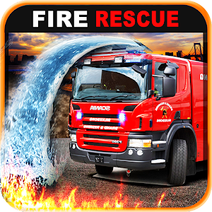 Fire Fighter Truck Rescue Pro for PC and MAC