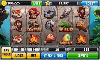 Screenshot of FB Slots