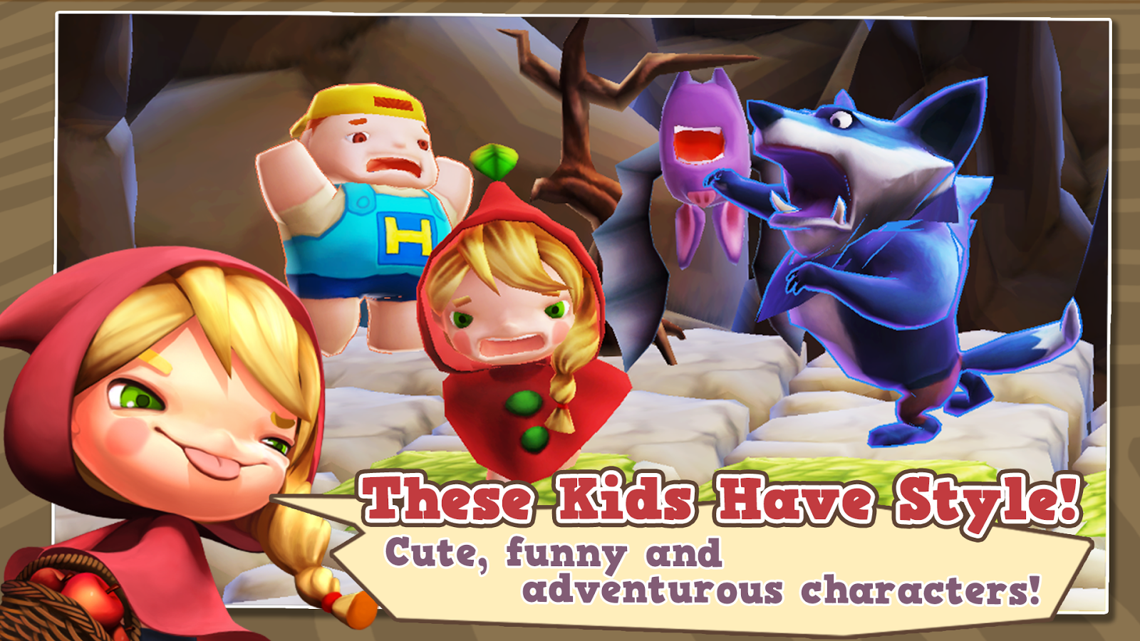 The Lost Kids - screenshot