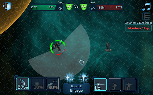 WarSpace: Starship Duels - screenshot thumbnail