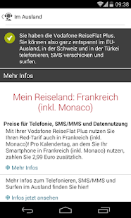 MeinVodafone - screenshot thumbnail