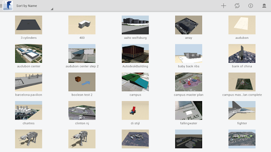 Autodesk FormIt - screenshot thumbnail