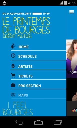 Le Printemps de Bourges 2015
