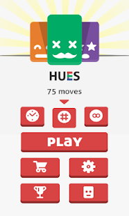 Hues Game - 4x4 card matching! - screenshot thumbnail