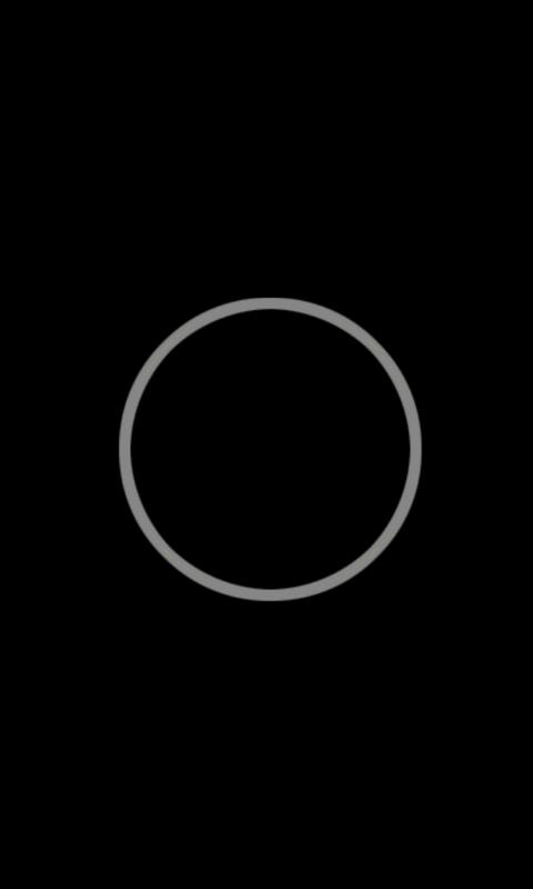 플래시-심플한 손전등 - screenshot