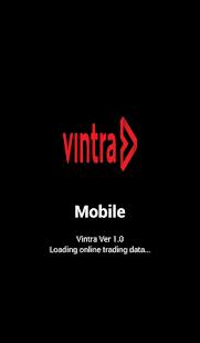 VINTRA - MOBILE TRADING - náhled