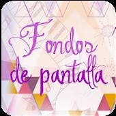 Fondo de Pantalla Violeta