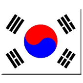 Korea national anthem & flag