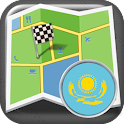 Kazakhstan Offline Navigation icon