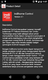 Indihome Automation Designed by PT TELKOM INDONESIA