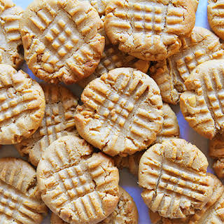 Best Ever Peanut Butter Cookies.