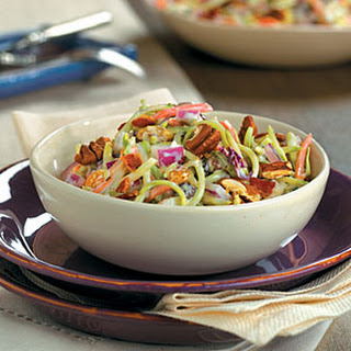 Broccoli Slaw Salad.