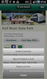 Oh, Ranger! VT State Parks - screenshot thumbnail