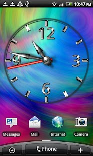 Cool Clock FREE - screenshot thumbnail