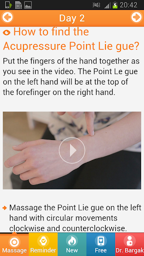 Stop Smoking With Acupressure