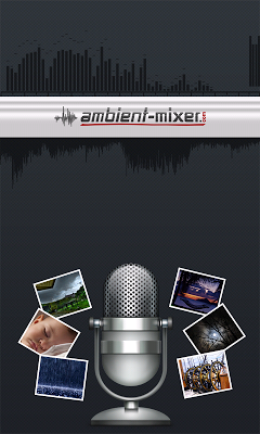 Ambient Mixer Free (old) - screenshot