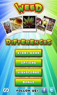 Weed Differences- screenshot thumbnail