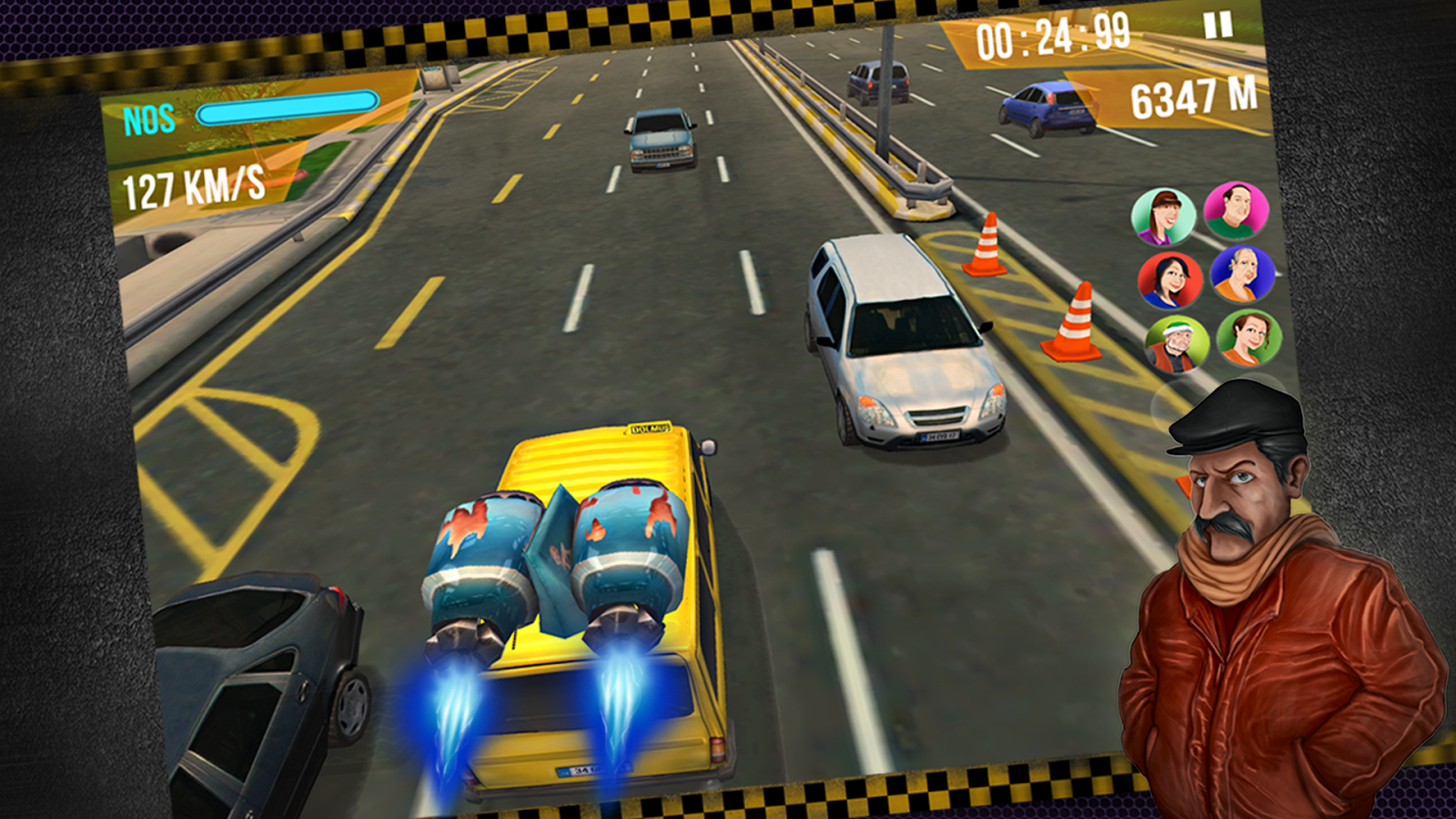 Dolmuş Driver - screenshot