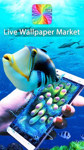 動態壁紙市場
