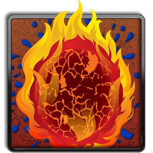 Angry Fireball Escape Game
