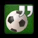 Frases célebres de Fútbol logo