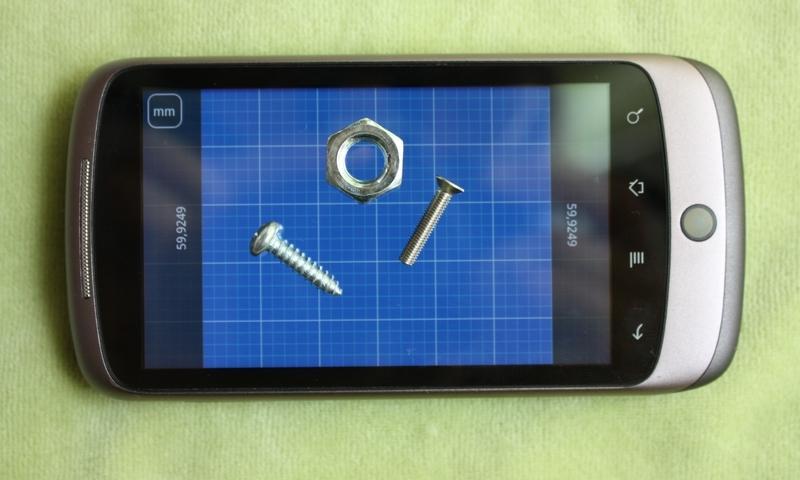 Millimeter - screen ruler app screenshot #5