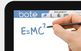 Screenshot of Bote Notes