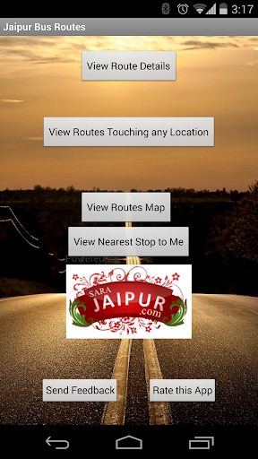 Jaipur Bus Routes