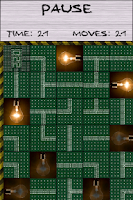 Screenshot of Lamp Lite - the Puzzle Game