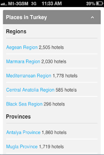 Turkey Hotel Booking 80% OFF - screenshot thumbnail