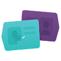Business Card Digital Solution icon