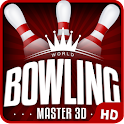 World Bowling Master 3D icon