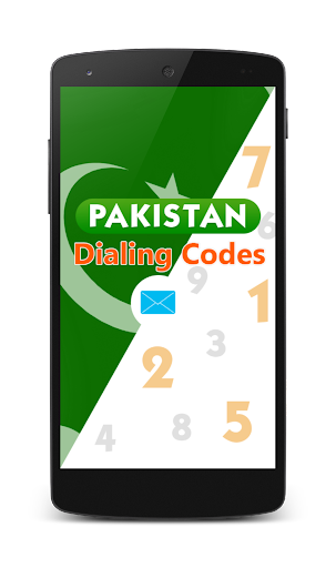 Pakistan Dialing Codes